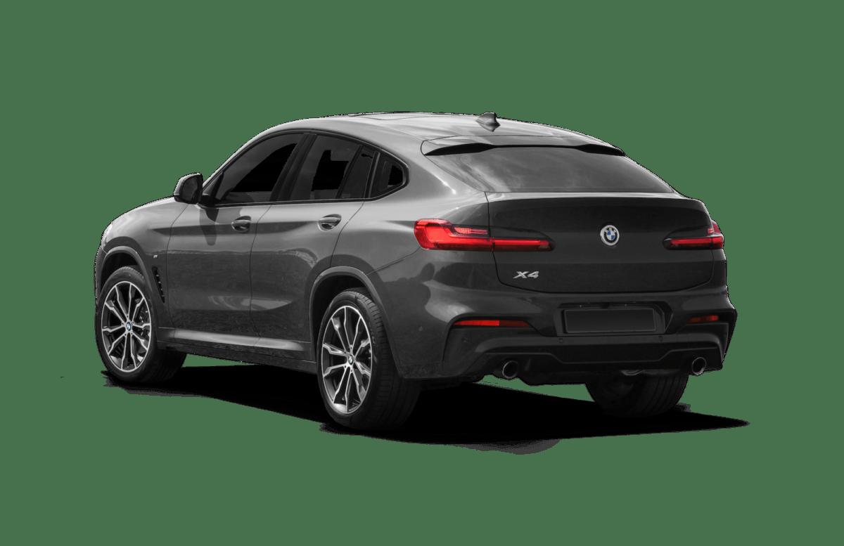 Серый BMW X4