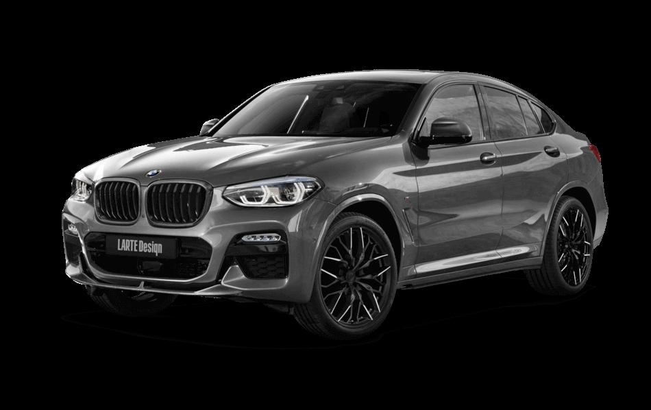 Тюнинг для BMW X4 GO2