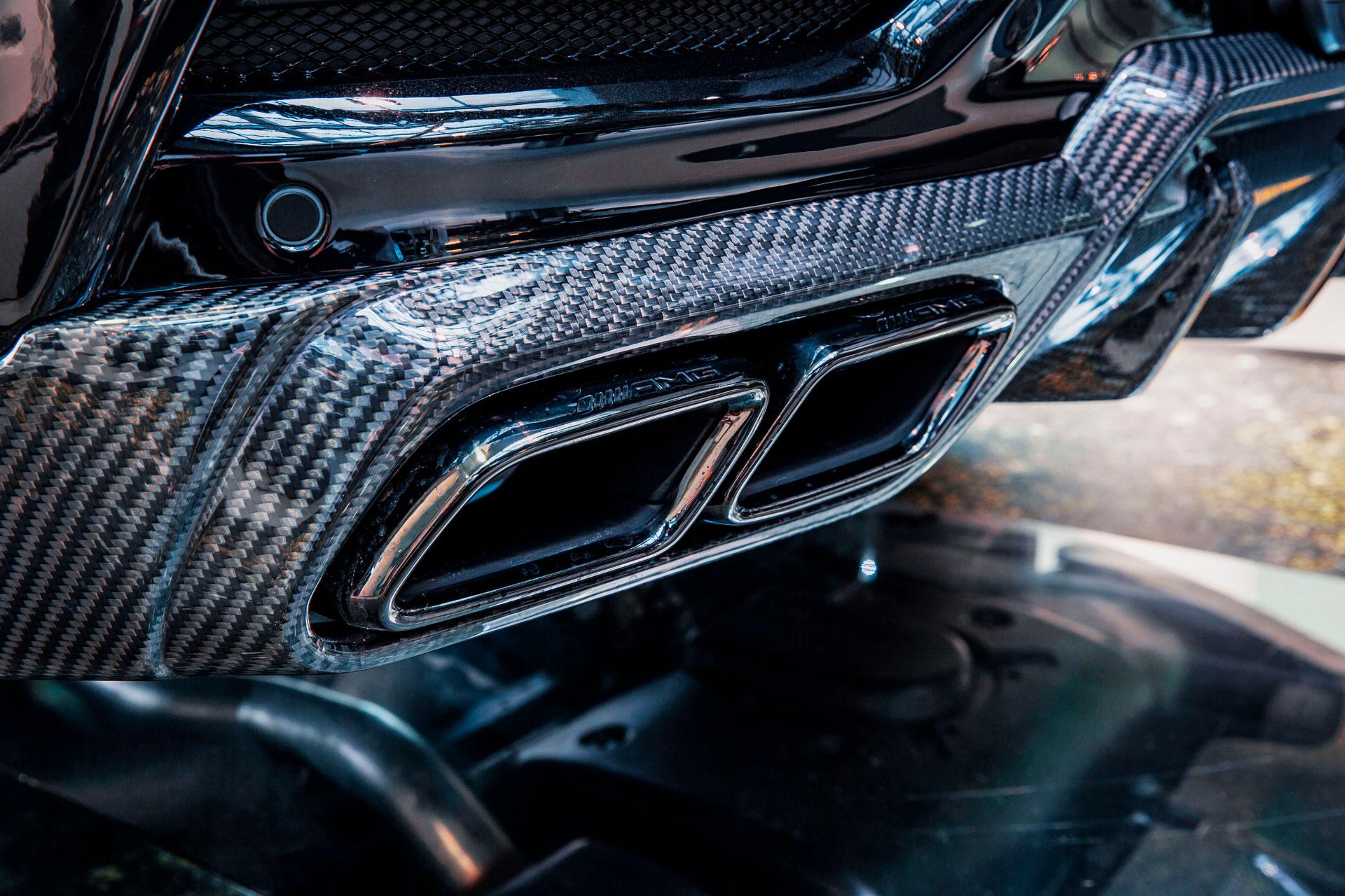 Mercedes-Benz GLE Coupe в обвесе от Larte