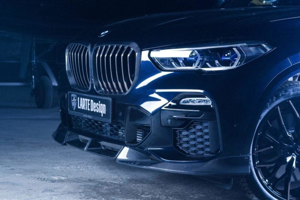 Тюнинг для BMW X5 от Larte