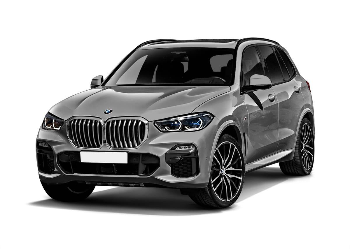 Серый BMW X5 G05 от Larte Design