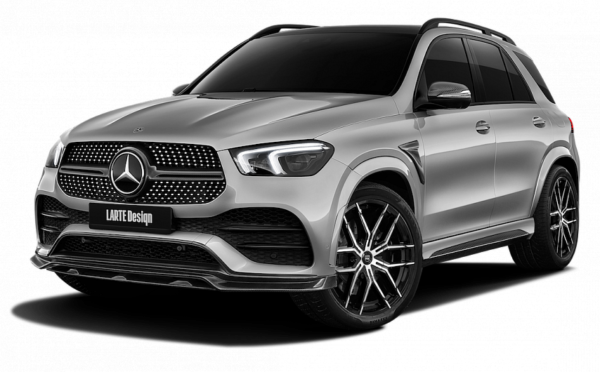 Tuning for Mercedes-Benz GLE from Larte