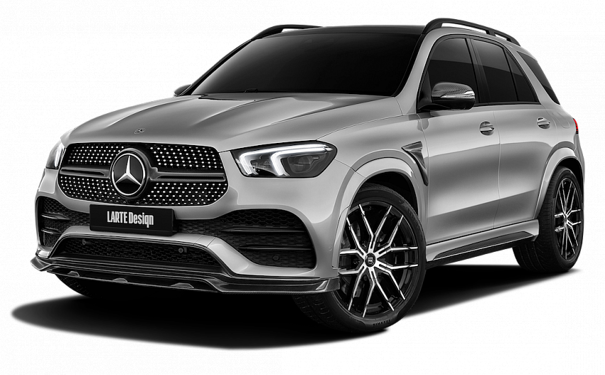 Тюнинг для Mercedes-Benz GLE от Larte