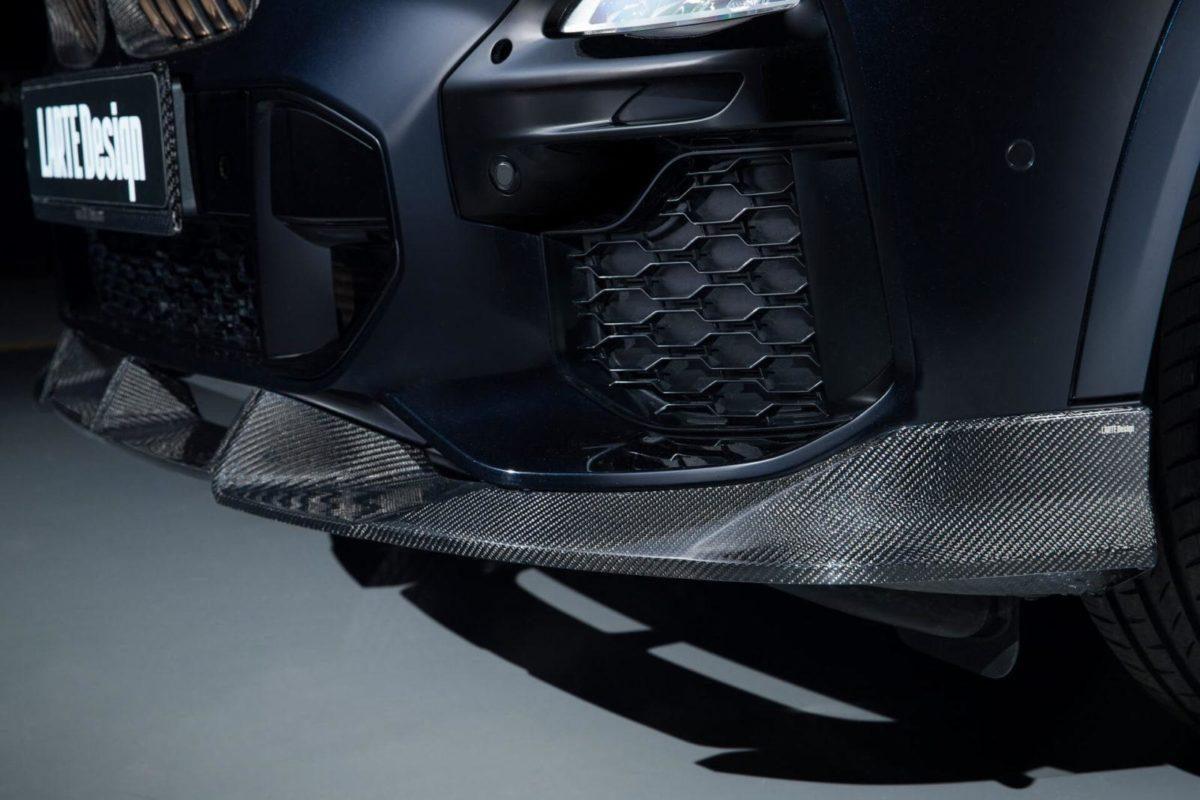 Передние фары BMW X5 от Larte
