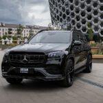 Новая интерпретация мощи и элегантности Mercedes-Benz GLS X167