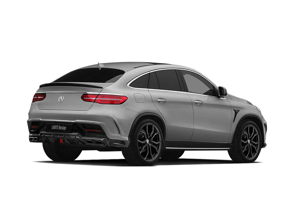 Тюнинг для Mercedes-Benz GLE Coupe