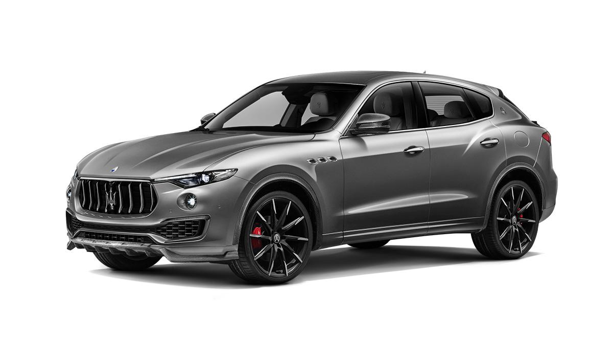 Maserati Levante с тюнингом LIGHT KITвид спереди