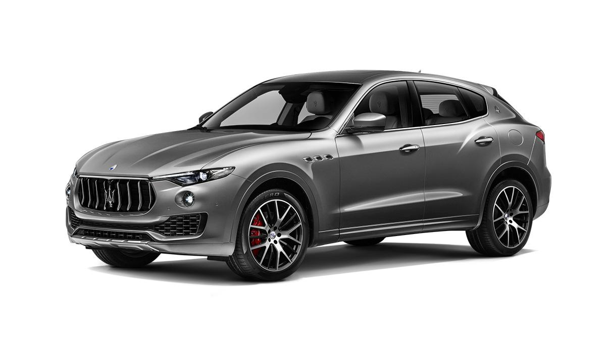 Стандартный Maserati levante вид спереди