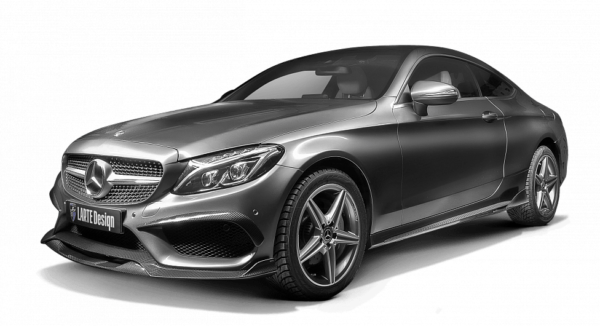 Mercedes-Benz C-class Coupe from Larte