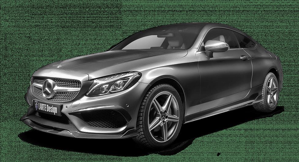 Mercedes-Benz C-class Coupe от Larte