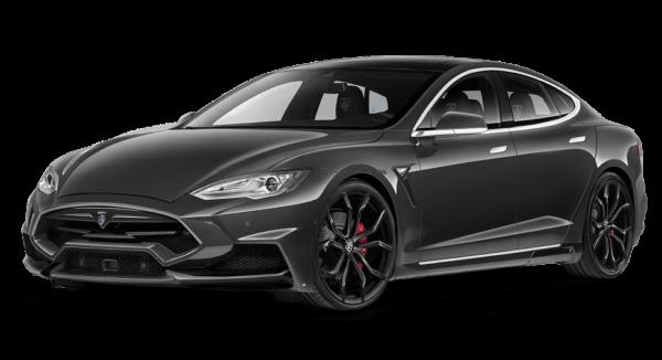 Тюнинговый комплект для Tesla Model S