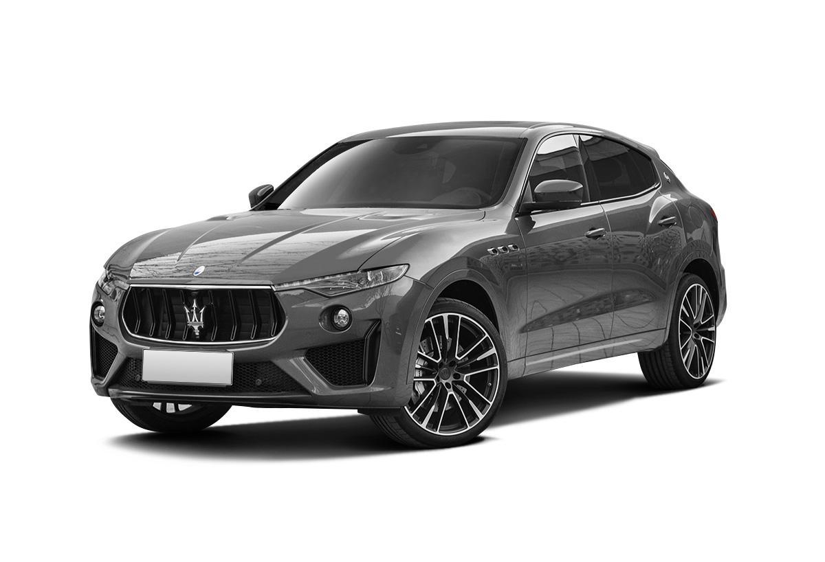 Maserati levante вид спереди