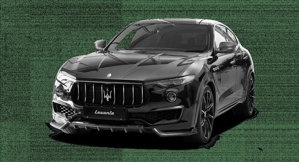 Maserati Levante от Larte