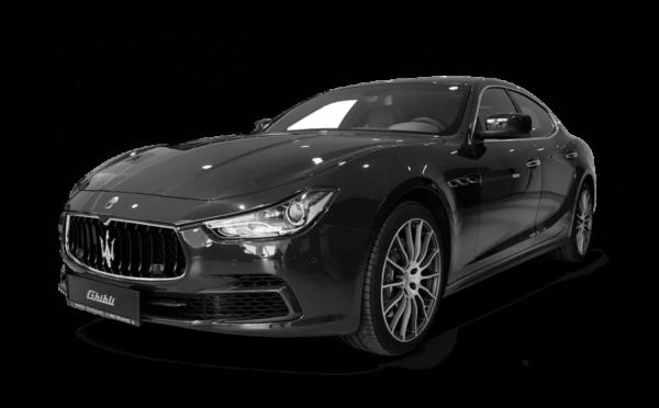 Maserati Ghibli с обвесом numero uno