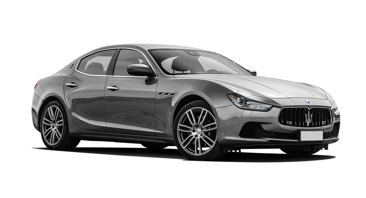 Серый Maserati Ghibli M157