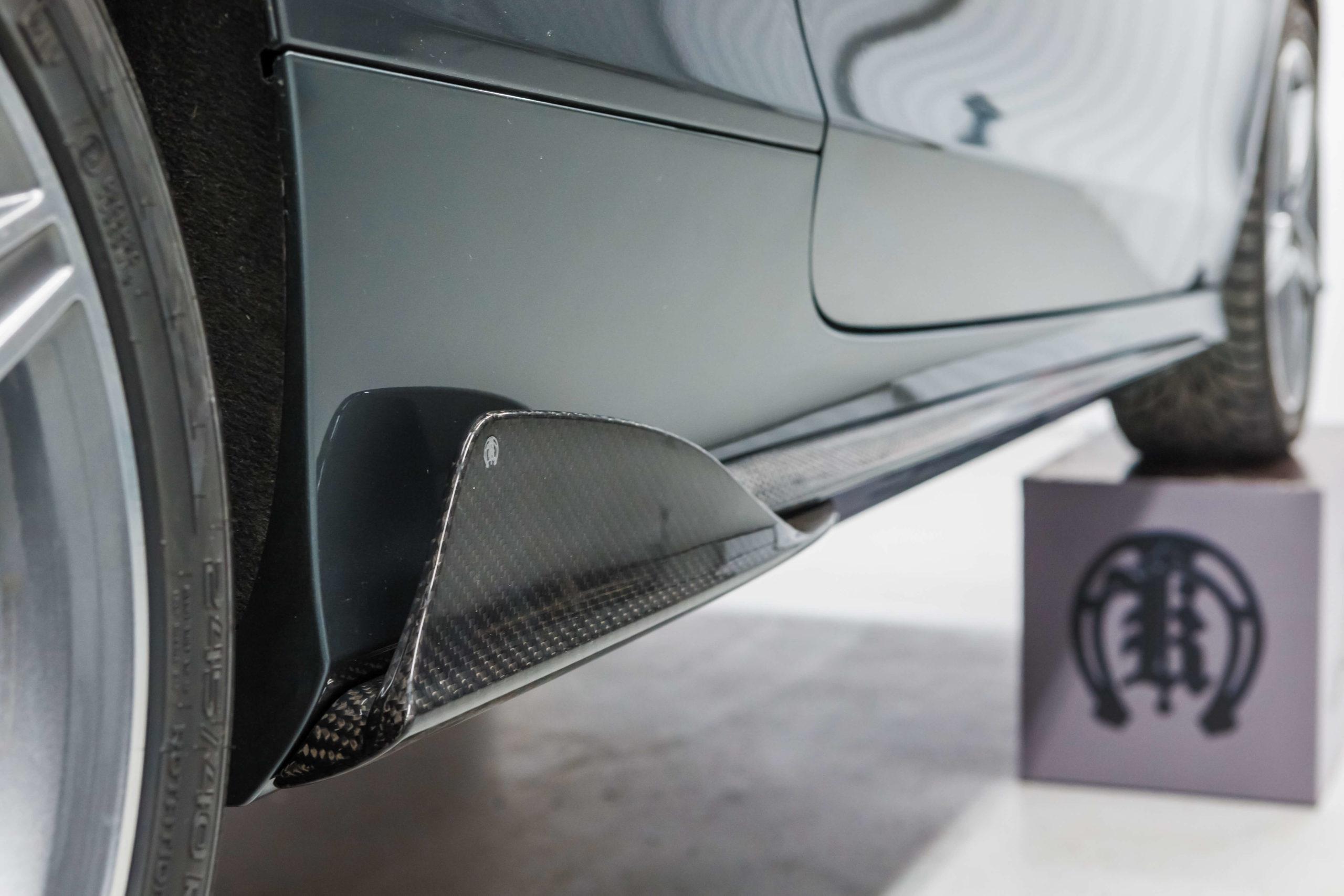 Тюнинговый комплект для Mercedes-Benz C-class Coupe от Larte Design