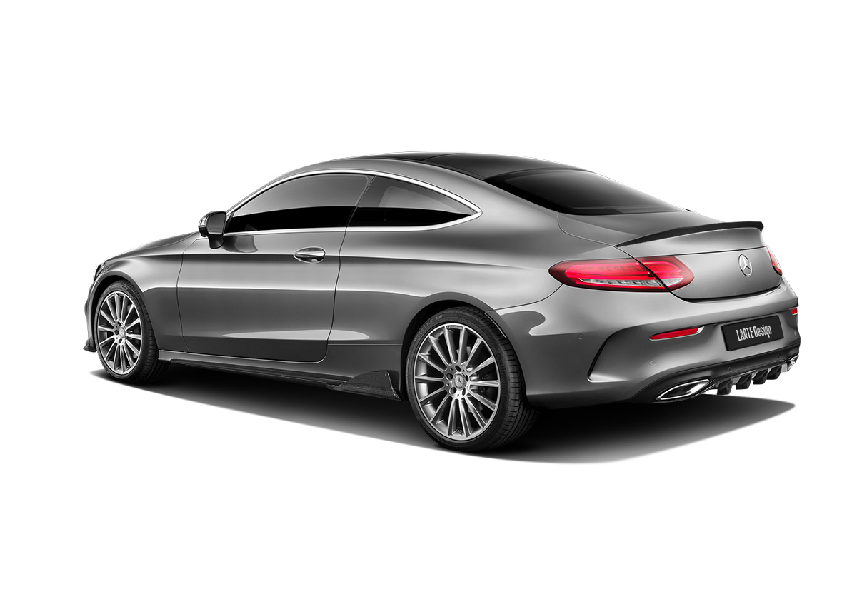 Тюнинг для Mercedes-Benz C-class Coupe W205