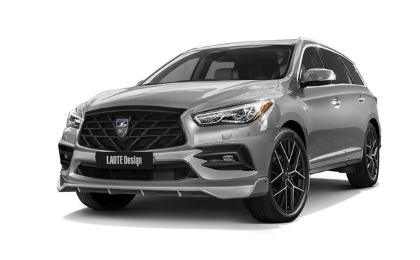 Gray Missuro for Infiniti QX60