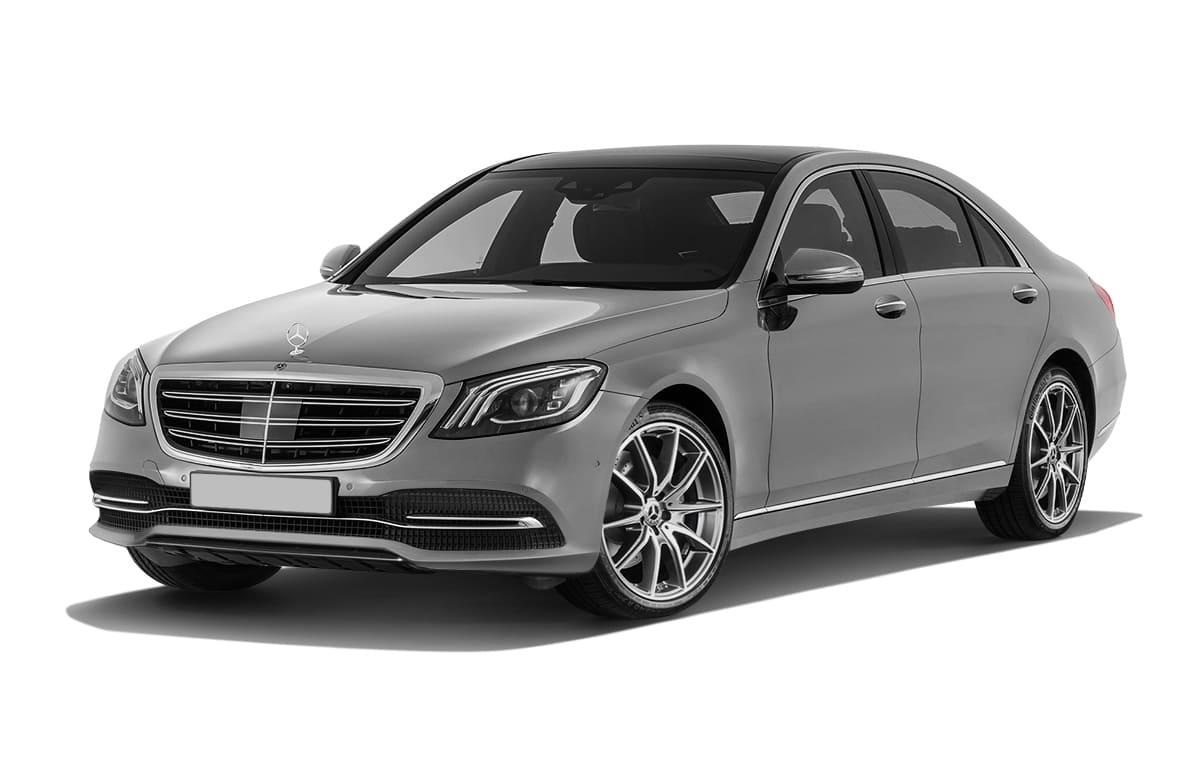 S-class Mercedes-benz