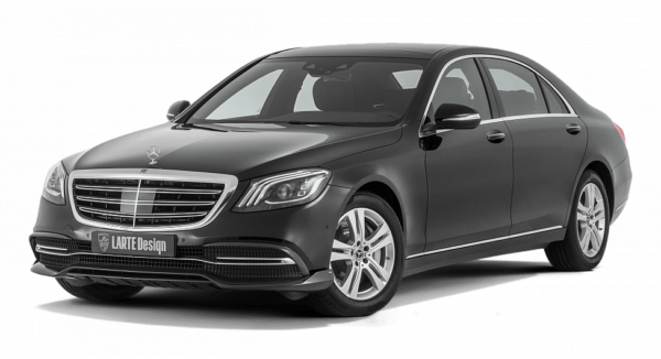 Standard Mercedes-Benz S-class from Larte Design