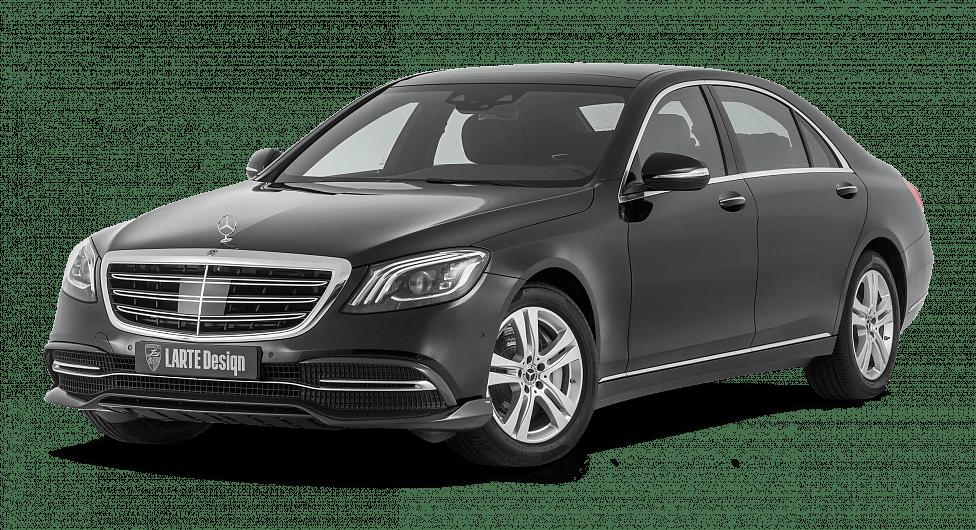 Mercedes-Benz S-class от Larte