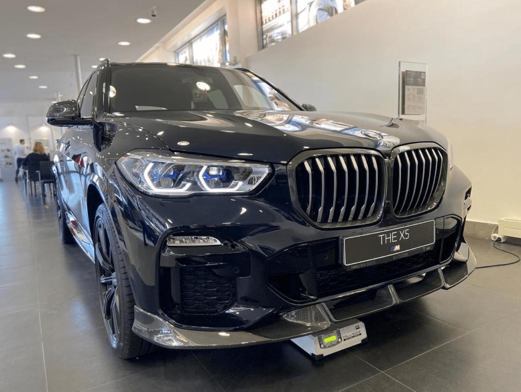 Тюнинг для BMW X5 GO5 от Larte Design