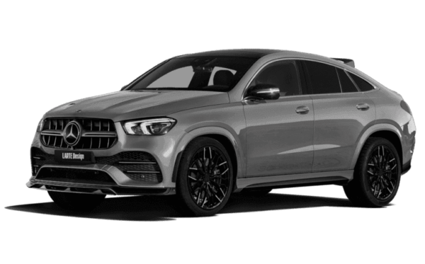 Tuned Mercedes-Benz GLE Coupe 2020