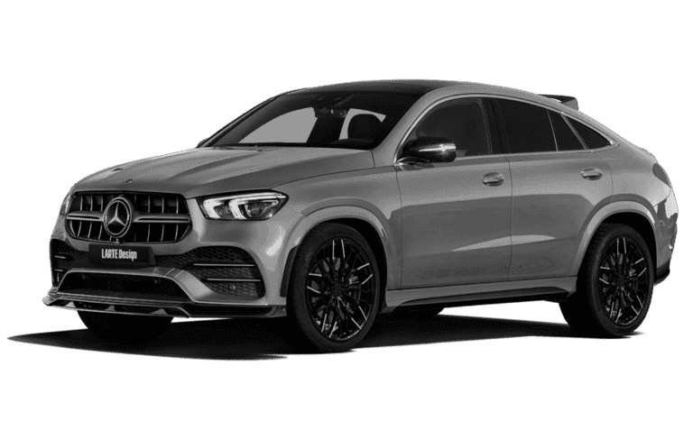 Тюнингованный Mercedes-Benz GLE Coupe 2020