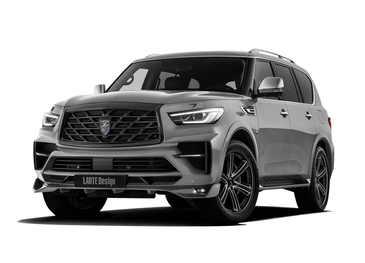 infiniti qx80 body kit missuro s